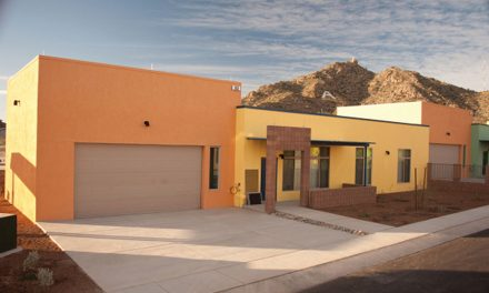 Icf builder magazine the insulated concrete form for Icf builders in arizona