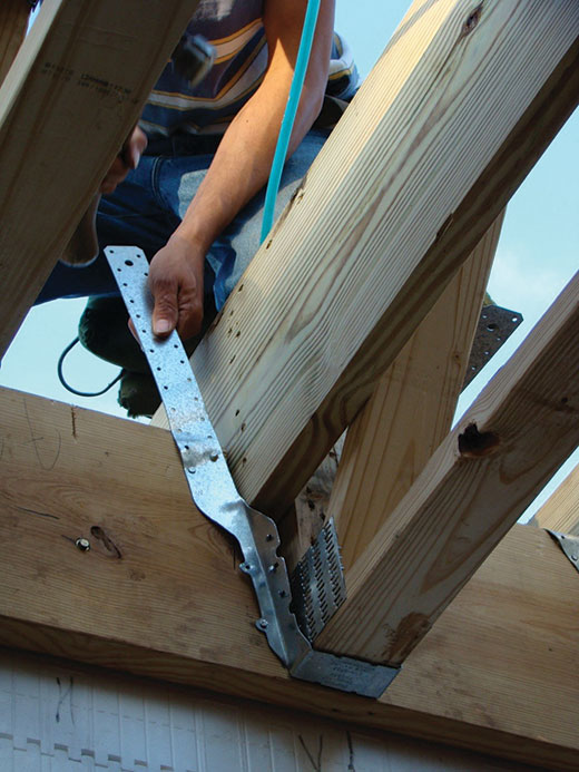 Storm Proof Roofing Icf Builder Magazine