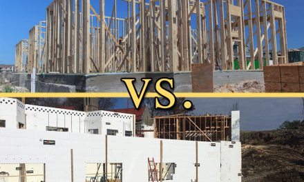 ICF Vs. Traditional Framing