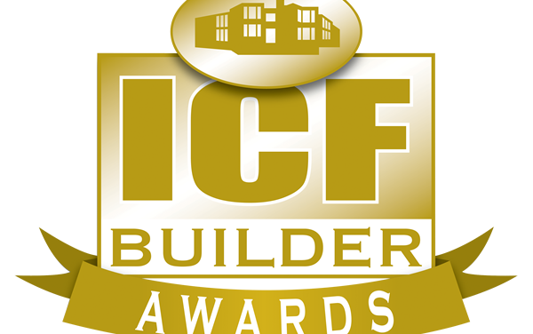 2018 ICF Builder Award Competition