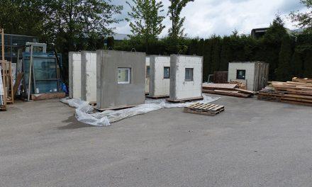 Weatherproofing  ICF Walls