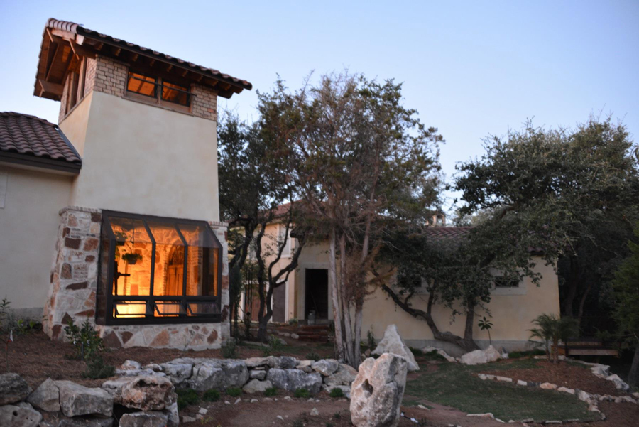 2016 Calzada Chapel & Pool House