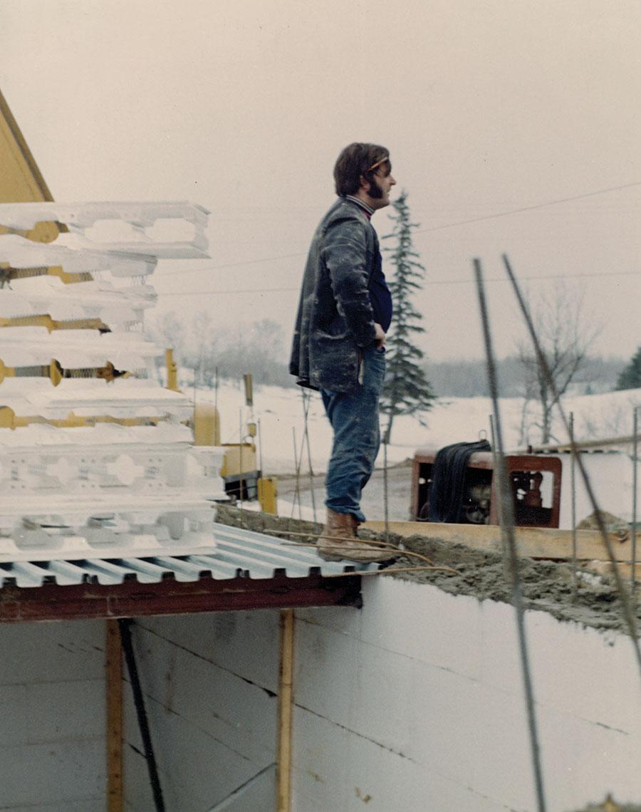 ICFs Celebrate 50 Years - ICF Builder Magazine
