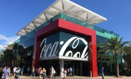 Coca-Cola Pavilion at Disney Springs