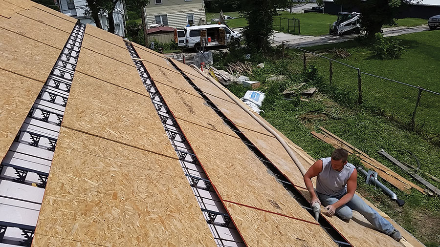 Storm-Proof Roofing