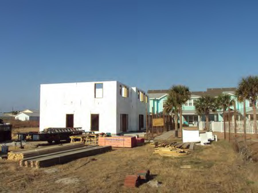 Commons at sea shell drive icf builder magazine for Icf texas