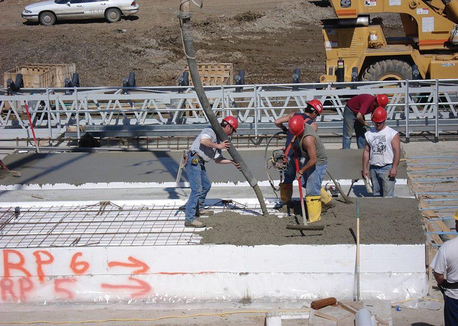 Icfs In The Tilt Up Market Icf Builder Magazine