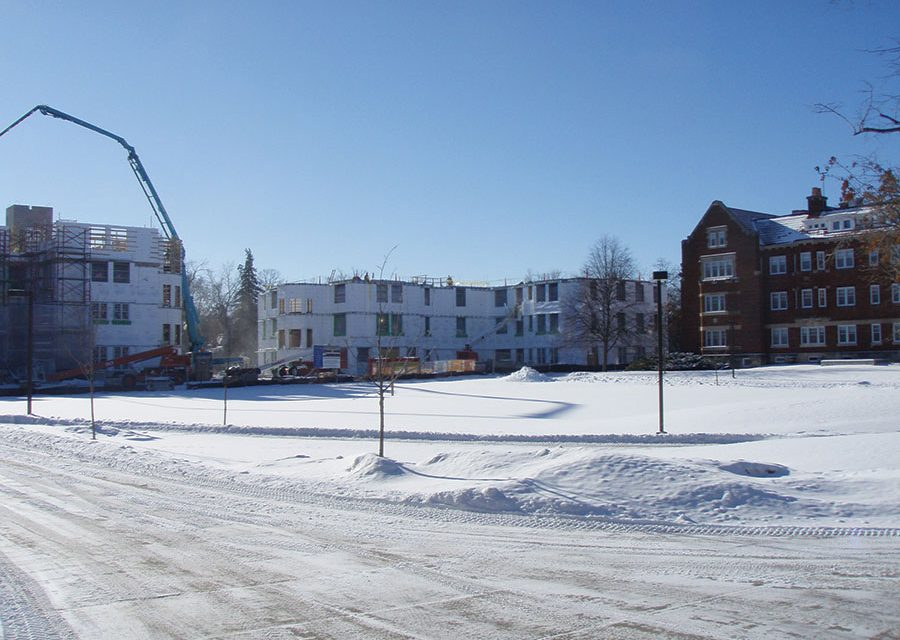 Best Practices for Cold Weather Concrete Pours