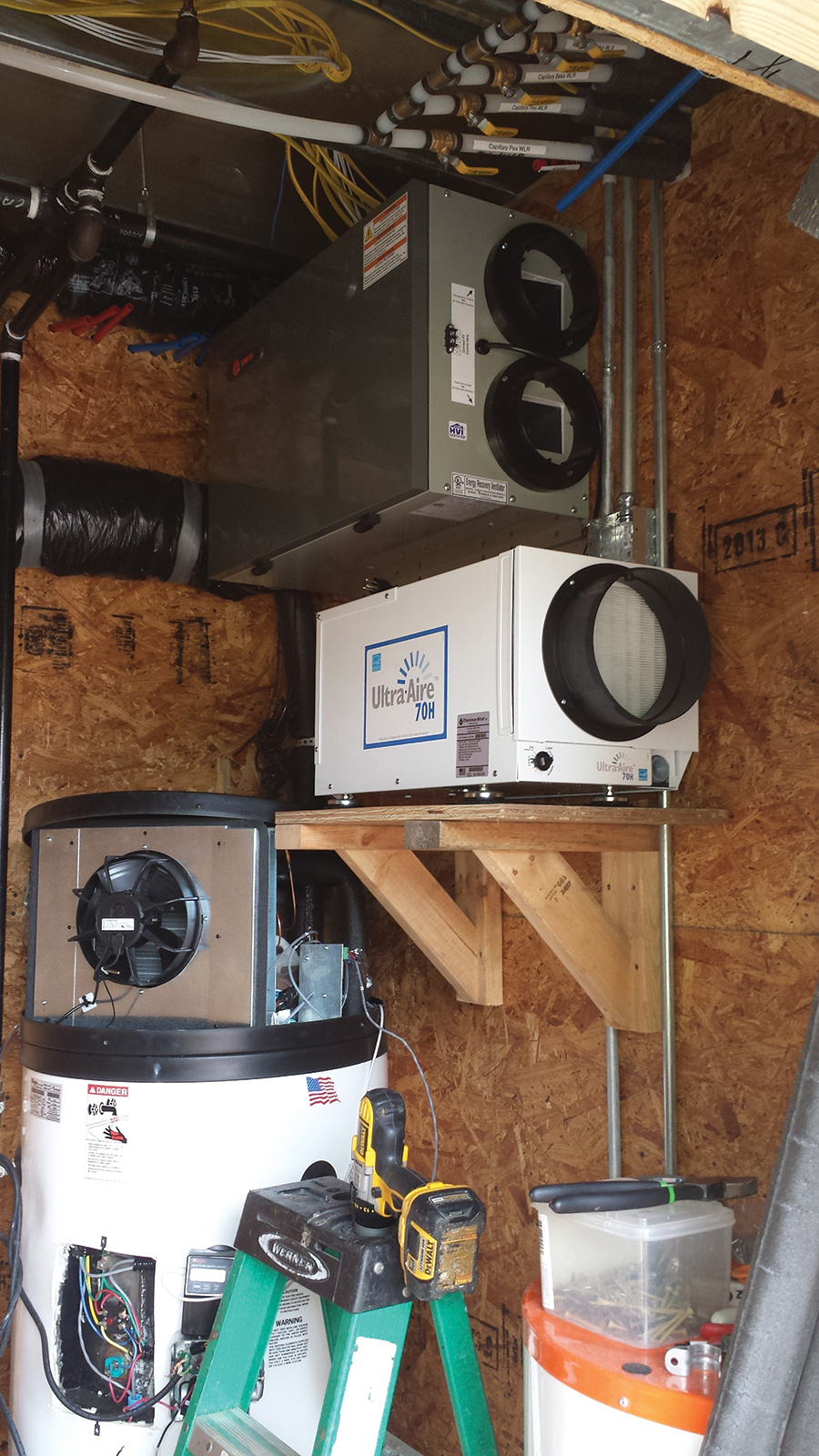 Healthy Air For Tight Homes Icf Builder Magazine
