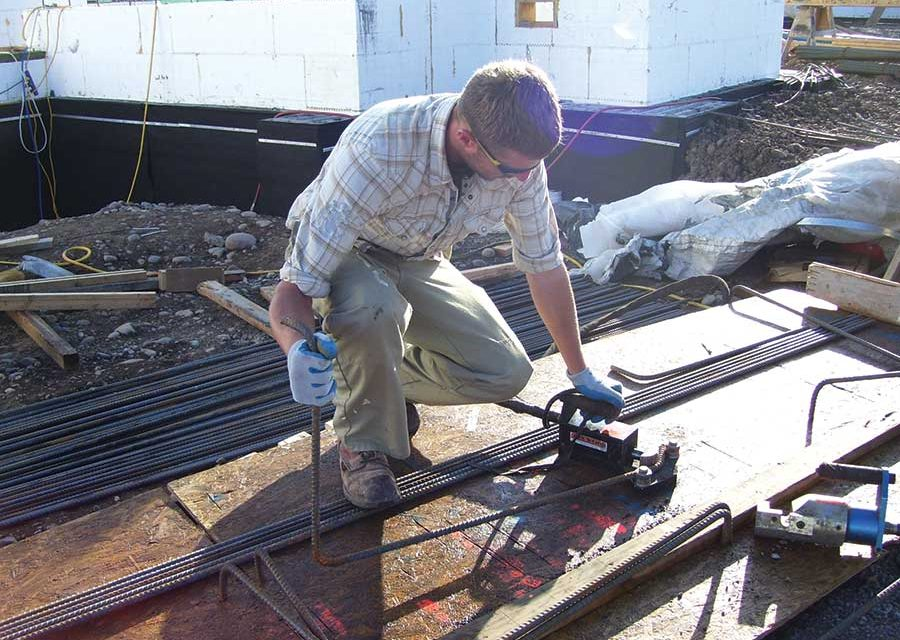 Rebar Cutters and Benders