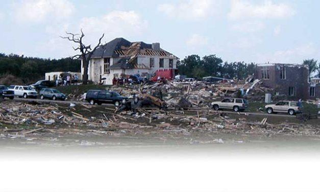 Tornado-Resistant Concrete Houses