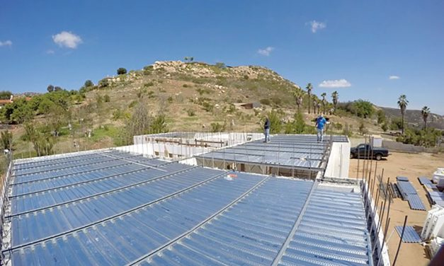 Metal Floor Systems and ICF