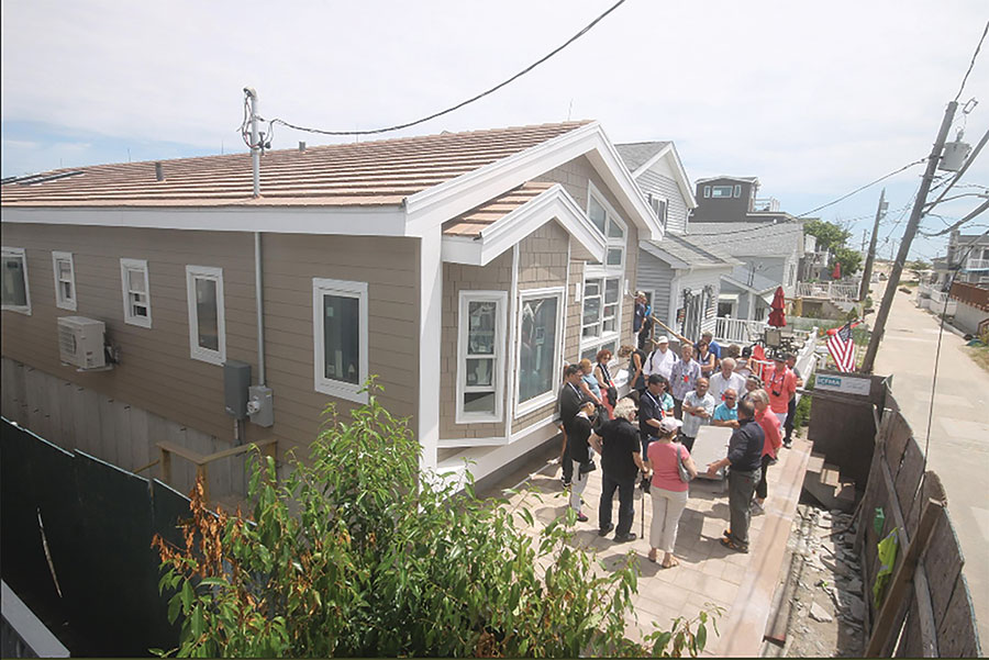 Breezy Point: Rebuilding to Withstand the Storm