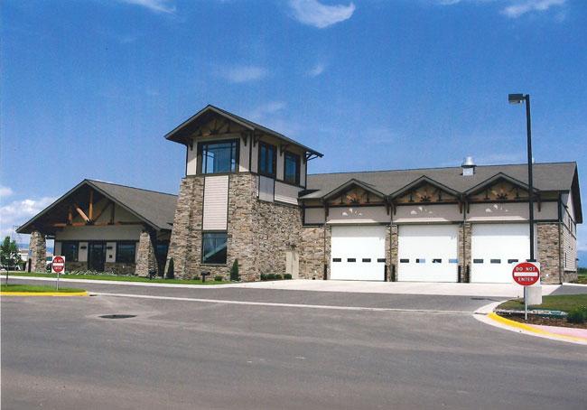 Fire Station #62  Kalispell