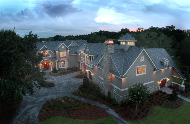 New Southern Home