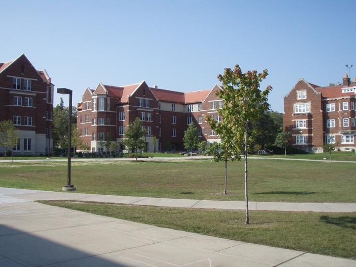 Carleton College Residence Halls