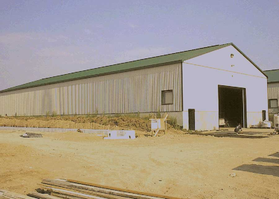 Cold Storage Facilities and ICF Construction - ICF Builder