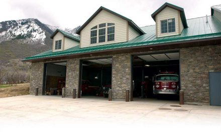 Volunteer Fire Station