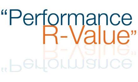Performance R-Value