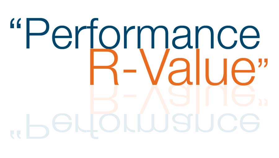 Performance R-Value