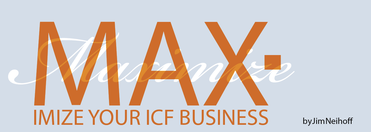 Maximize You ICF Business