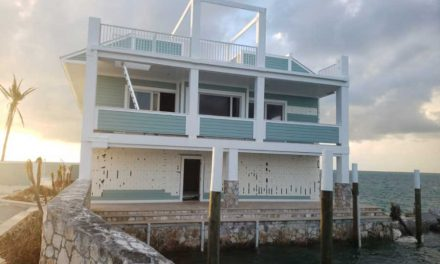 Amvic ICF Home Survives Hurricane Dorian as Surroundings Collapse