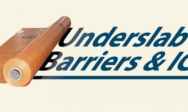 Underslab Barriers & ICFs