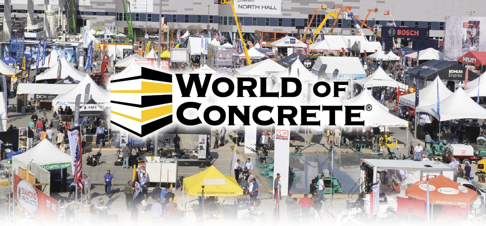 World of Concrete's 2021 Conference