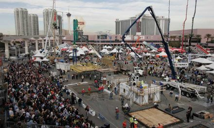 World of Concrete Turns 30
