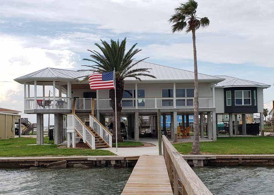 Hurricane Harvey Rebuild