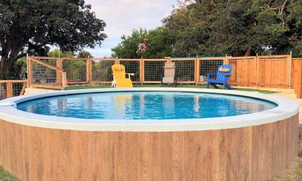 Ranch House Pool