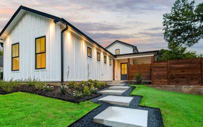Diceman Modern Farmhouse
