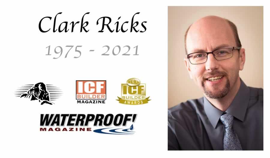 In Memoriam: Remembering Clark Ricks