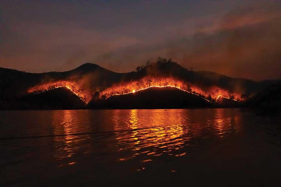 Adjusting to Increasing Natural Disasters