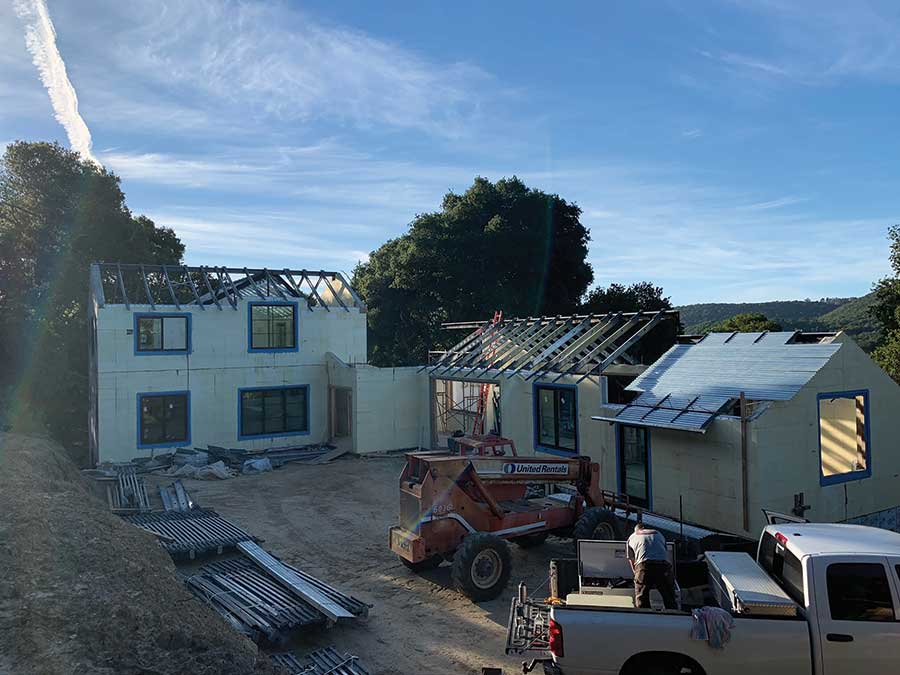 ICF Construction Mitigates Building & Operating Costs