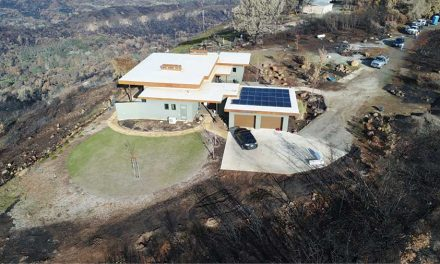 A Case Study on How Insulated Concrete Forms Can Prevent Structure Loss During Wildfires